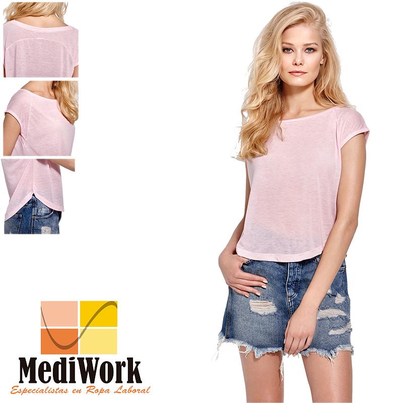 Camiseta mujer ALONZA 7140 03