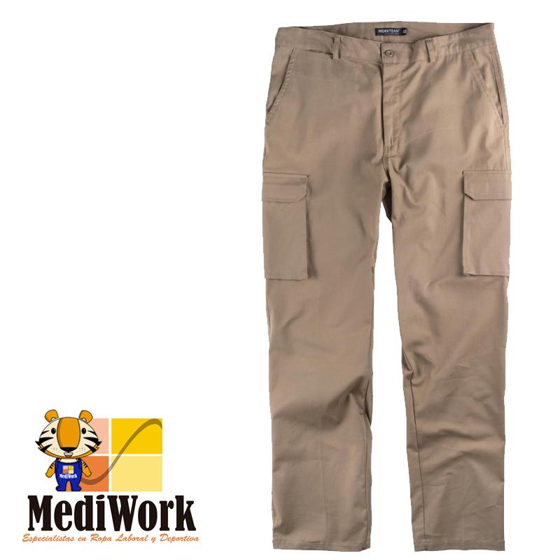 Pantalon Trousers B1421 01
