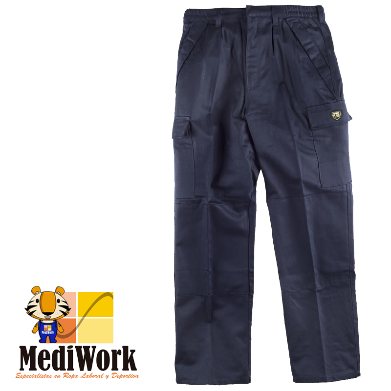 Pantalon Trousers B1493 01