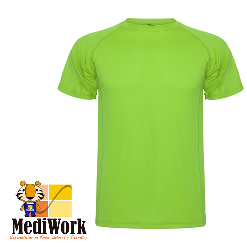 Camiseta tecnica niño MONTECARLO 0425N 03