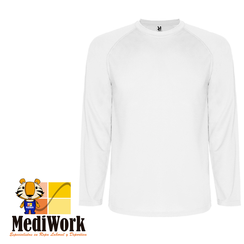 Camiseta técnica niño MONTECARLO L/S 0415 03
