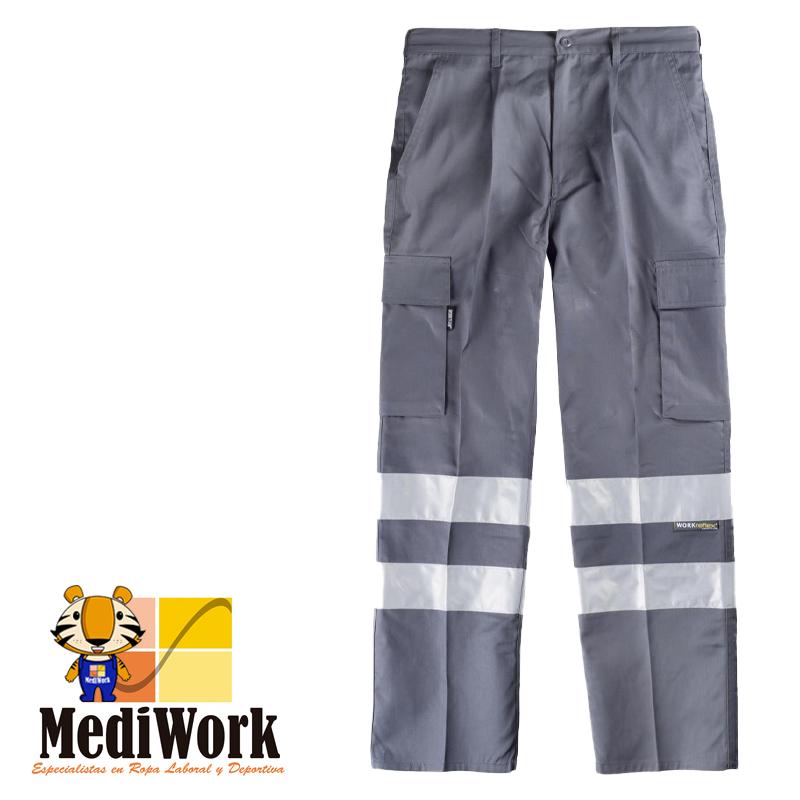 Pantalon Trousers B1407 01