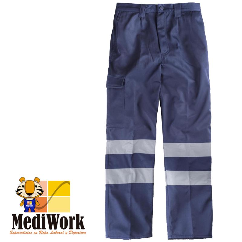 Pantalon Trousers B1417 01