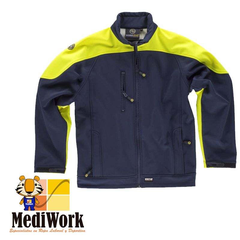 Chaqueta Workshell S9510 01