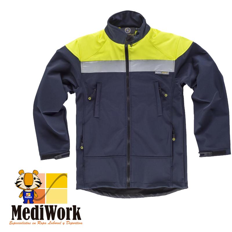 Chaqueta Workshell S9505 01