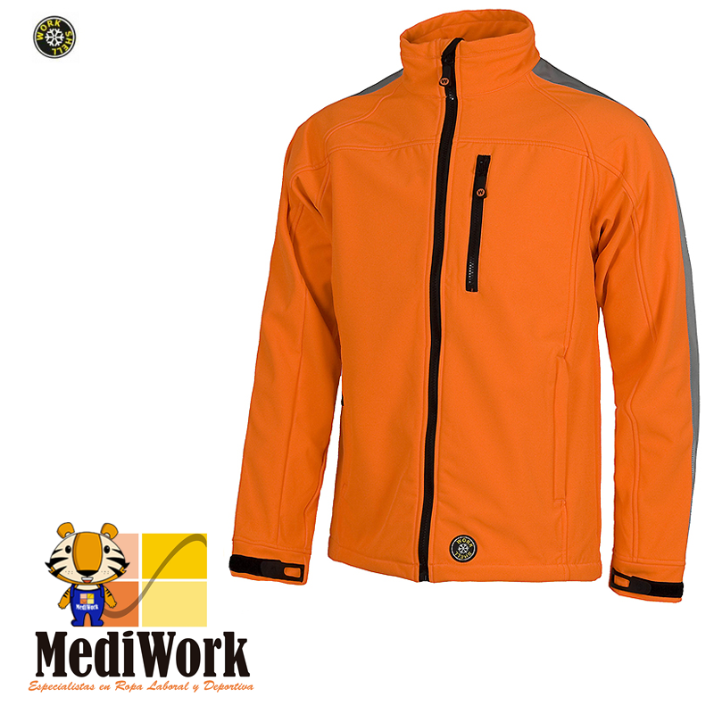 Chaqueta Workshell S9530 01
