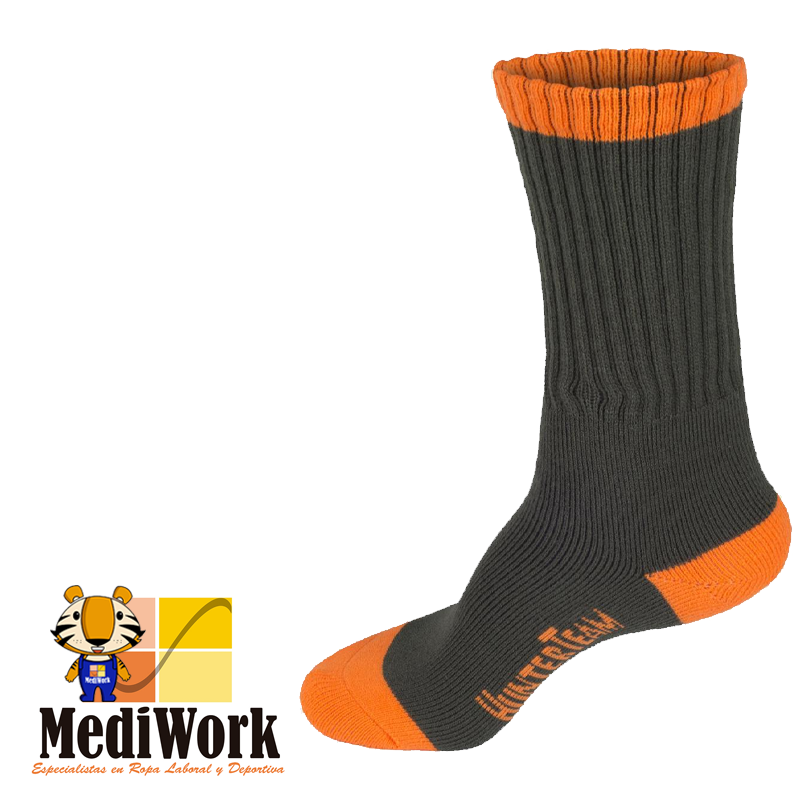Pack tres pares de calcetines WFA022 01