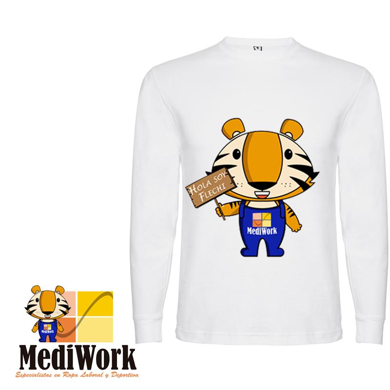 Camiseta FLECHI infantil 1205 03