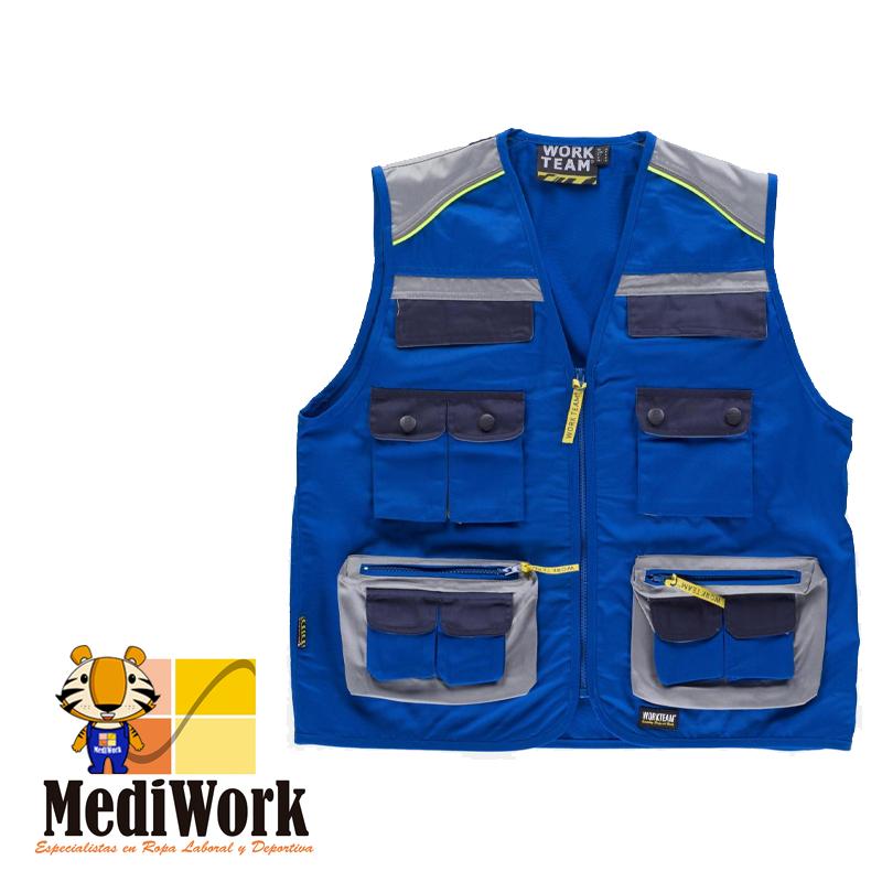 Chaleco Vest WF5854 01