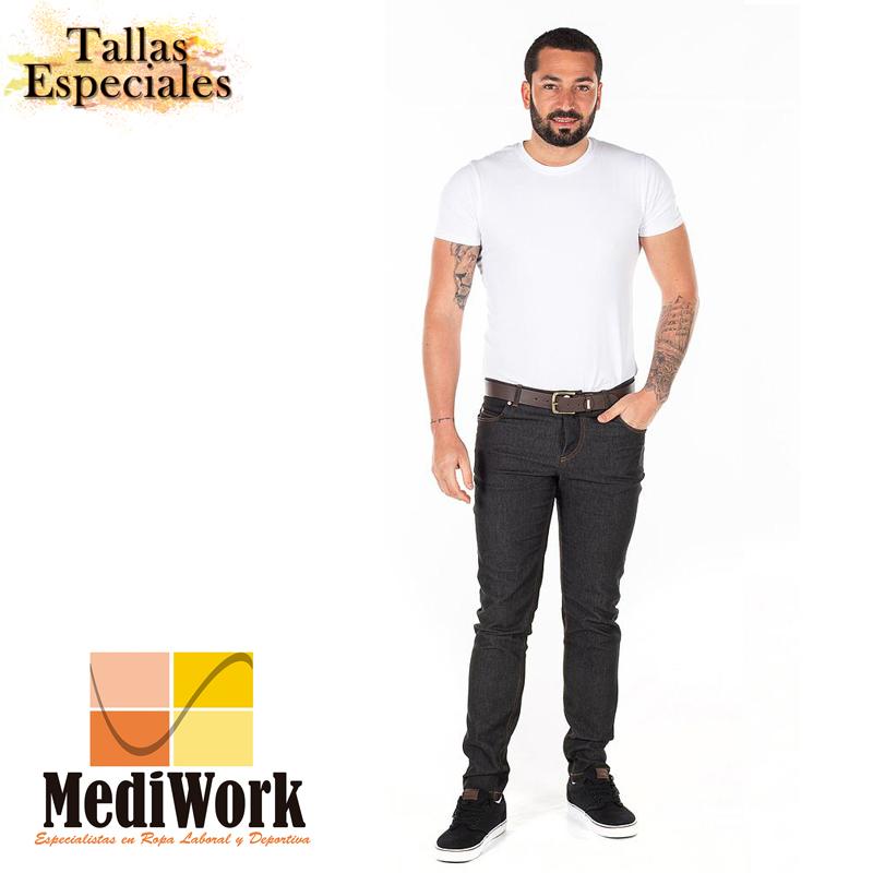 Pantalón hombre VAQUERO  7801 02