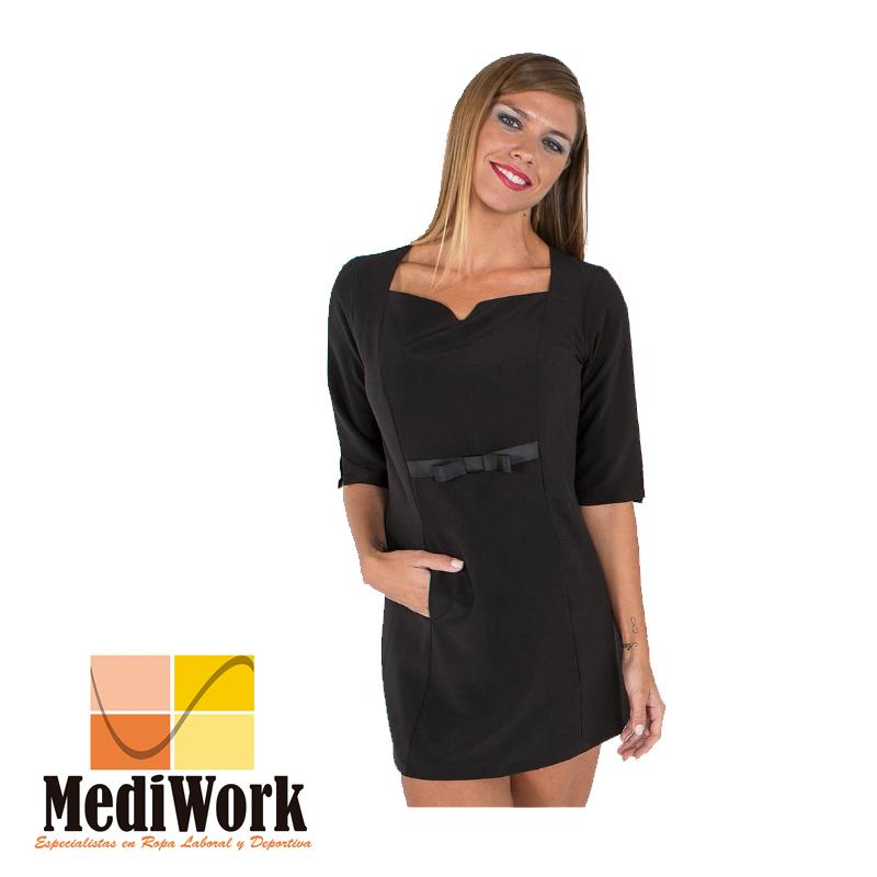 Vestido MANGAS 3/4 ASIA 5539 02
