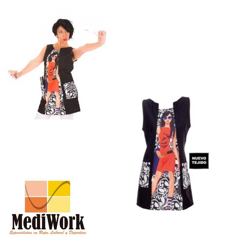 Vestido S/MANGAS PASARELA 5544 02