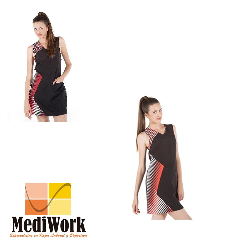 Vestido MARINERO 5548 02