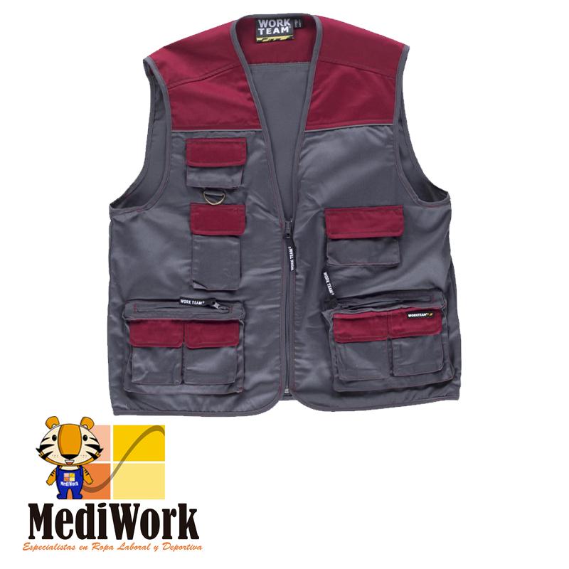 Chaleco Vest WF1854 01