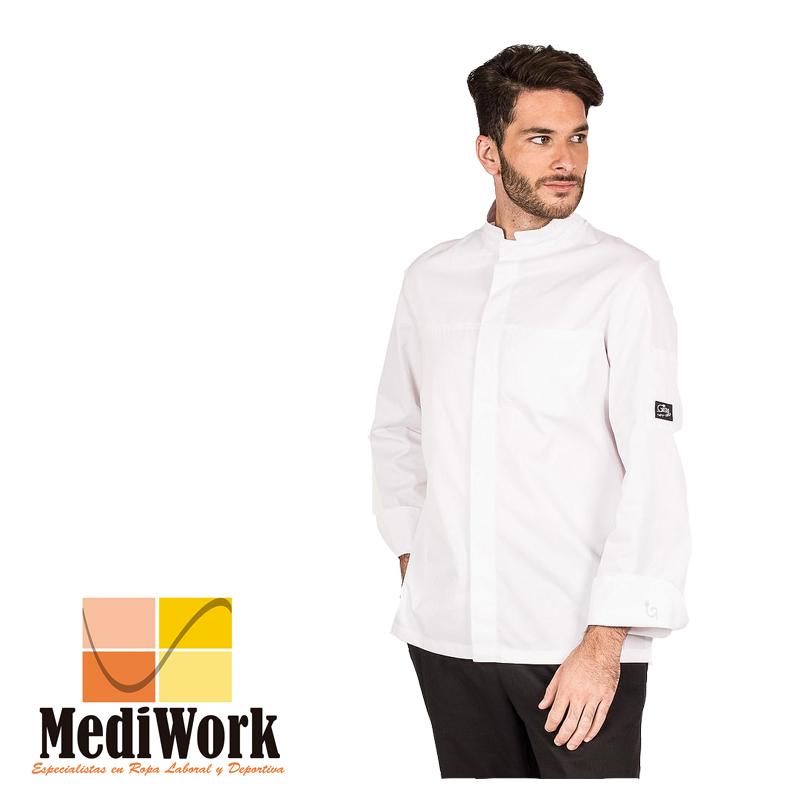 Chaqueta cocina APOLO hombre tallaje especial 9322B 02