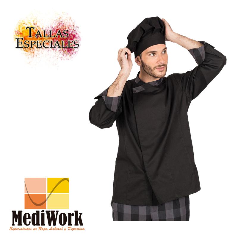 Chaqueta cocina AQUILES hombre 9332A 02