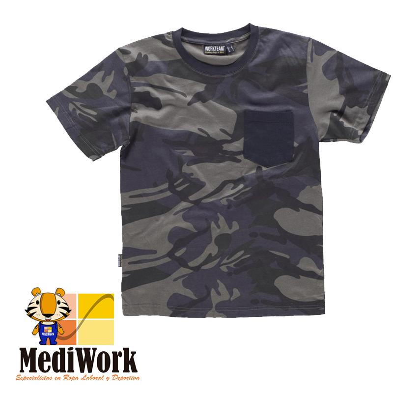 Camiseta T-shirt S8520 01