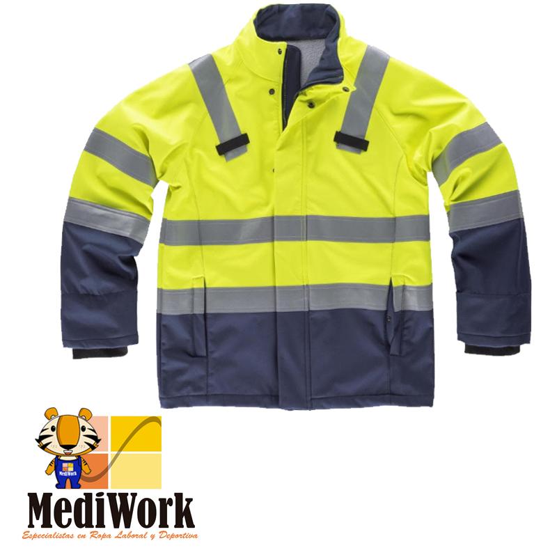 Chaqueta Worksell Basic Algodon S9591 01