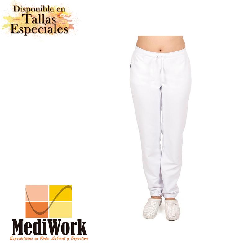 Pantalón mujer  con bolsillo lateral 7024A 02