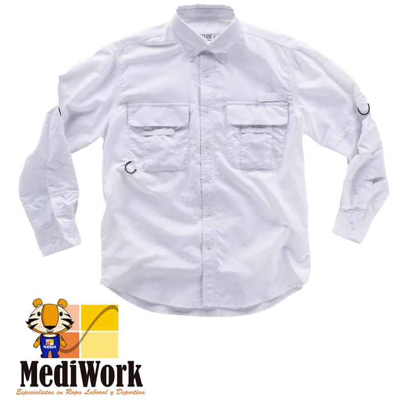 Camisa Shirt B8500 01