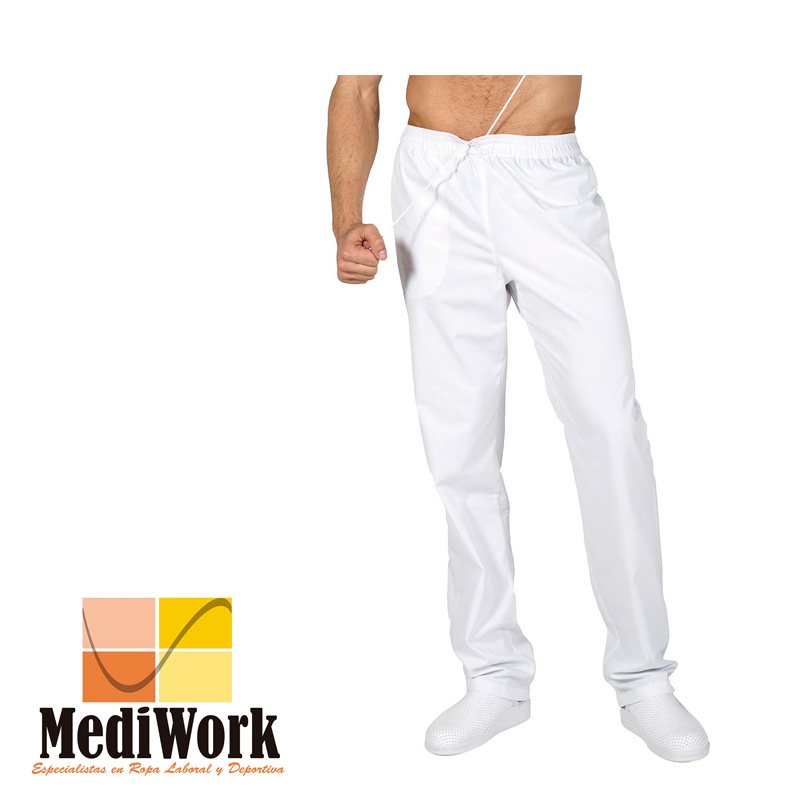 Pantalón goma + cordón interior sarga tallaje especial 7008B 02
