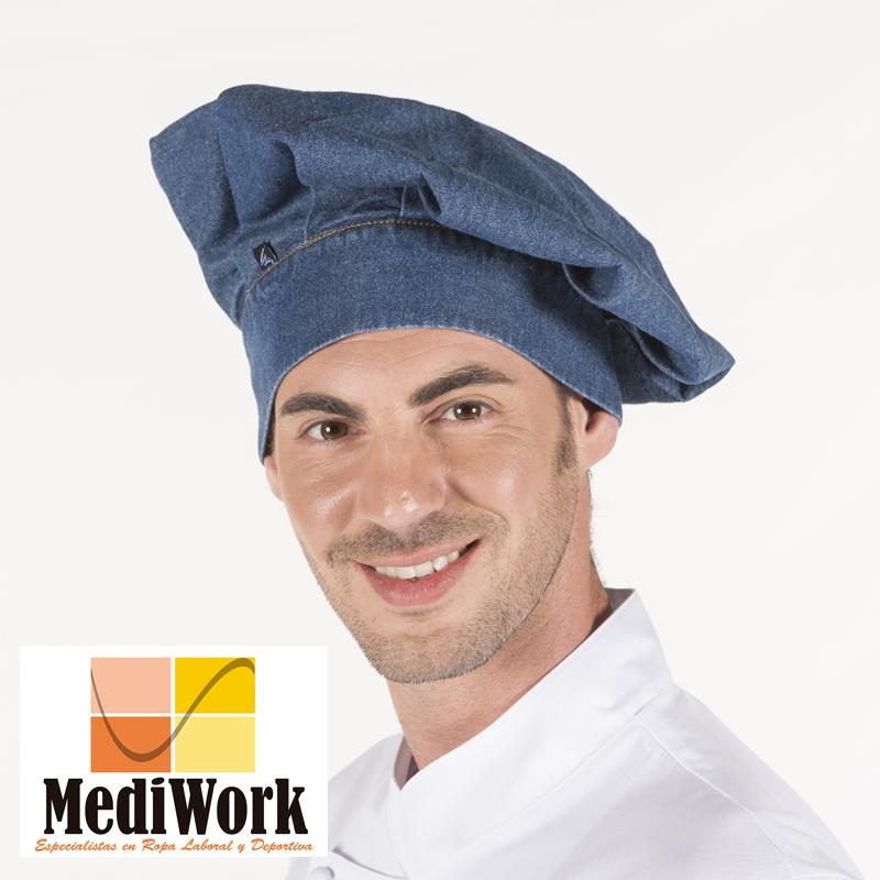 Gorro gran chef tejano lavado 4492 02