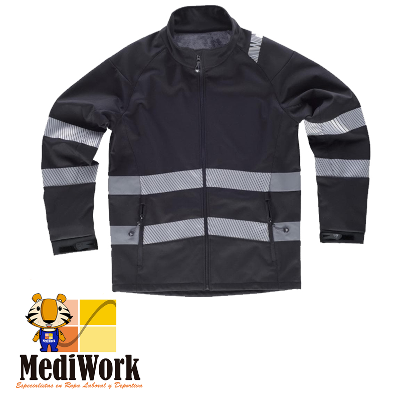Chaqueta Worksell Combi S9203 01