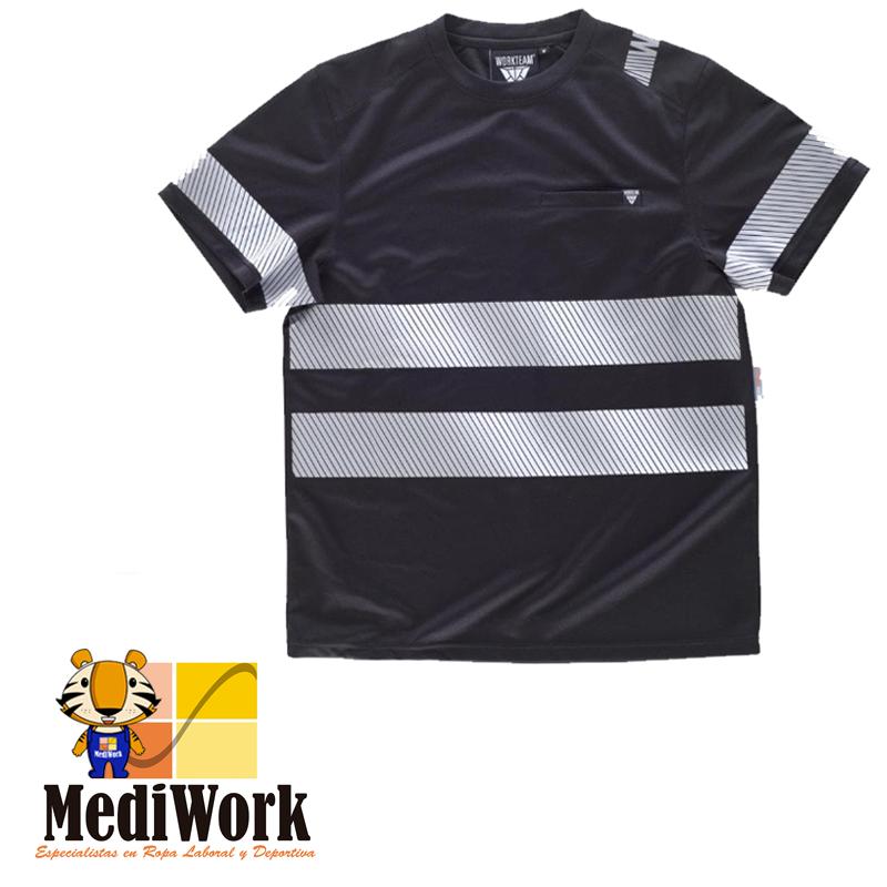 Camiseta Combi A.V. C9243 01