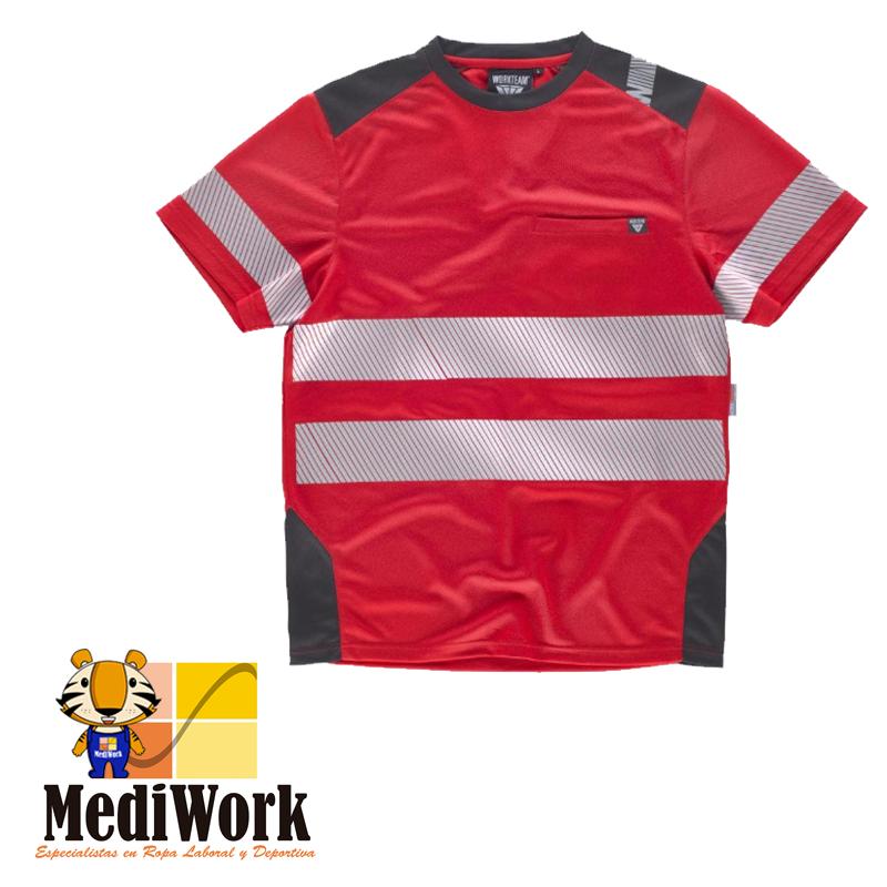 Camiseta Combi A.V. C9242 01