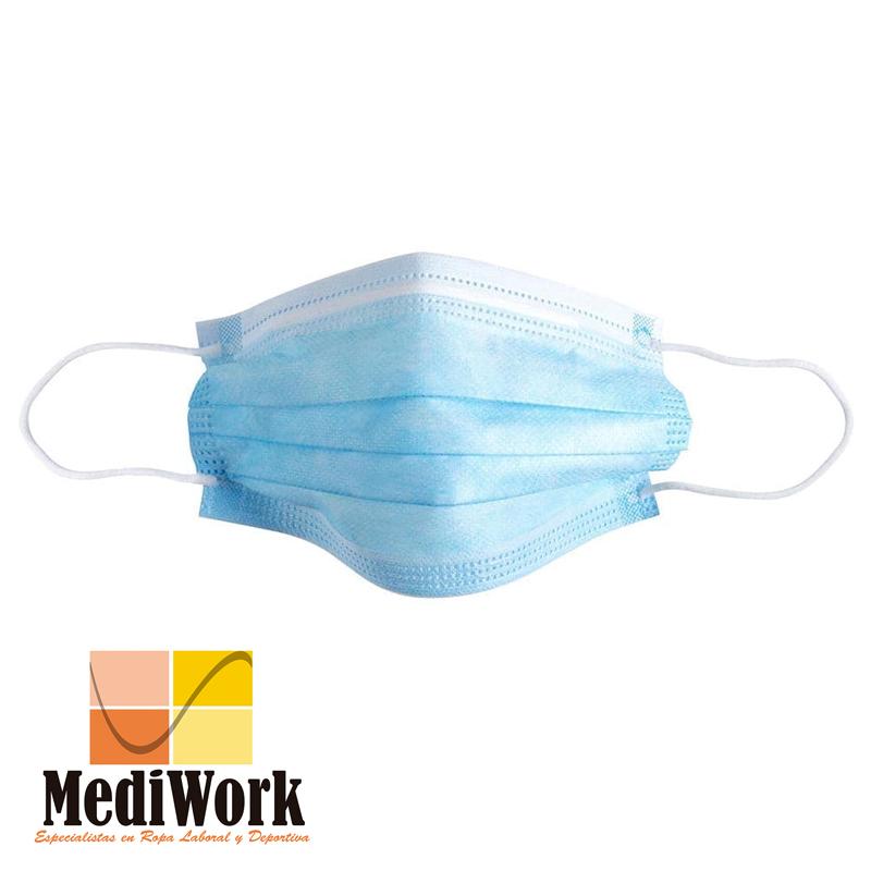 Mascarilla higienica (Pack 50 unids)