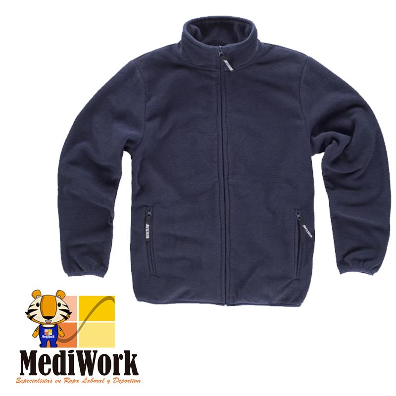 Chaqueta polar FleeceJacket S4005 01