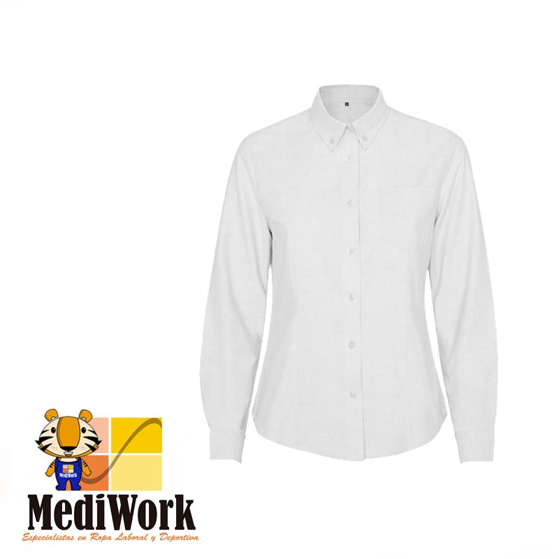 Camisa OXFORD WOMAN 5068E 03