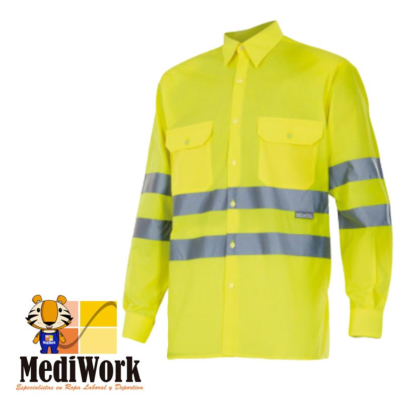 Camisa  m/l  A.V. SERIE 143 09