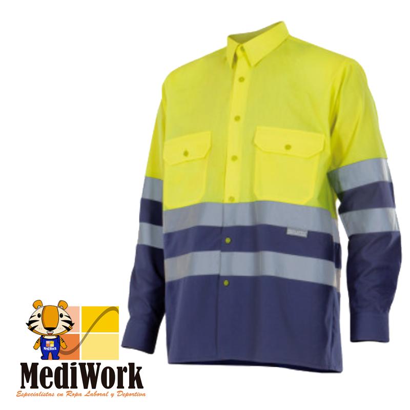 Camisa  m/l  A.V. SERIE 144 09
