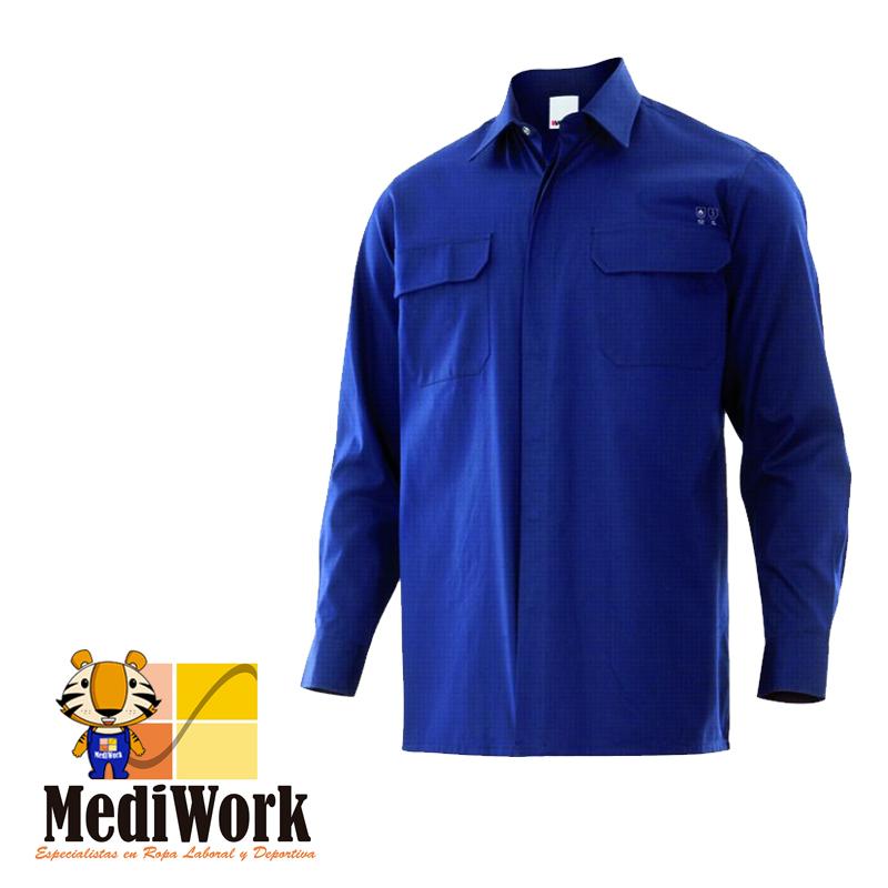 Camisa ignífuga-antiestática SERIE 605001 09