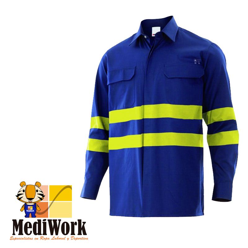 Camisa ignífuga-antiestática SERIE 605002 09