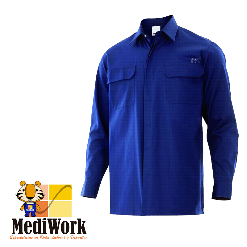 Camisa ignífuga-antiestática SERIE 605003 09