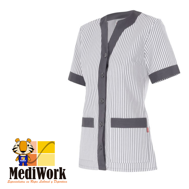 Camisola pijama botones SERIE 579 09