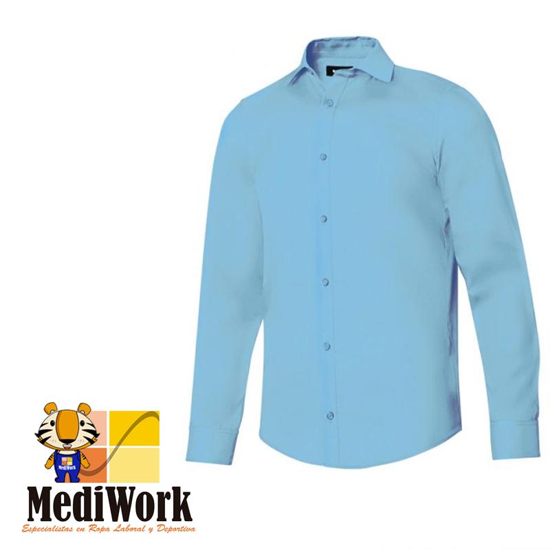 Camisa m/l hombre 405009 09