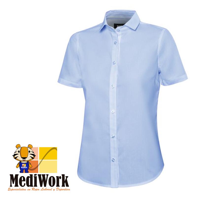 Camisa m/c mujer 405010 09