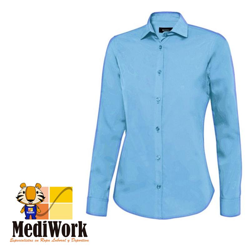 Camisa m/l mujer SERIE 405011 09