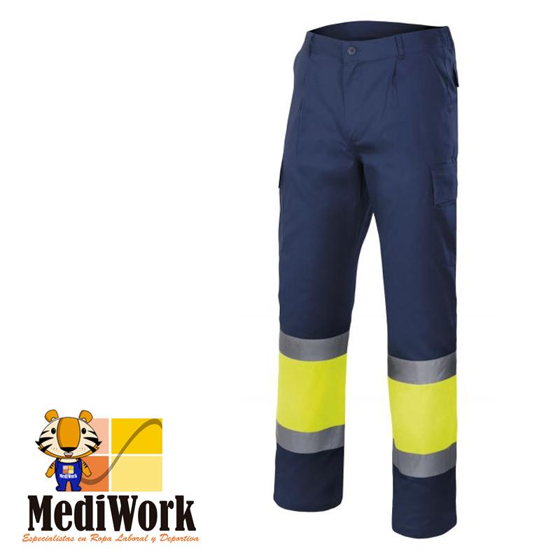 Pantalon bicolor AV SERIE 303003 09