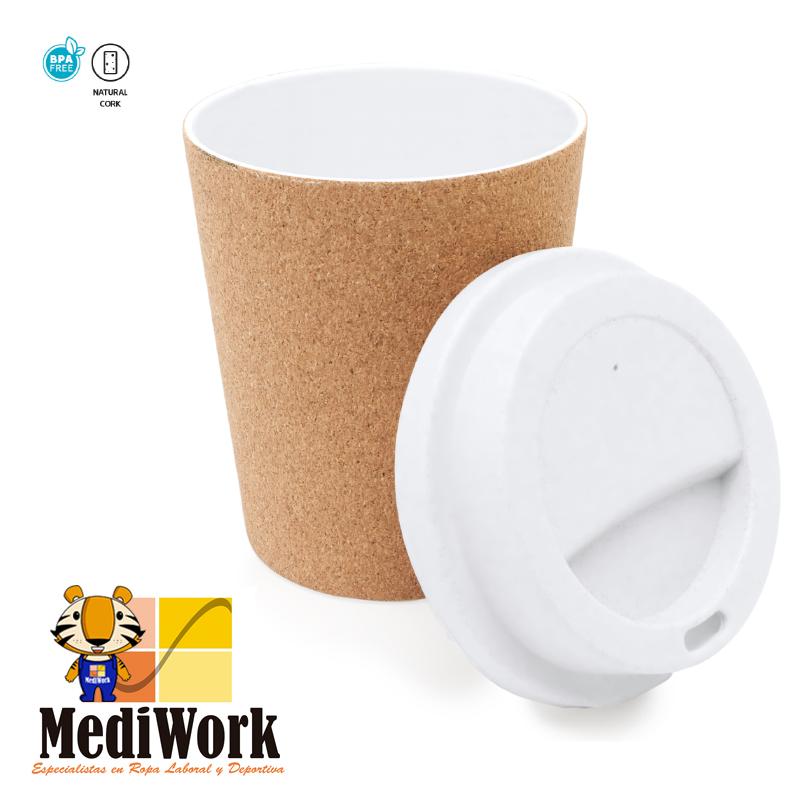 Vaso reutilizable con capacidad 380 ml SACHA 4057 03