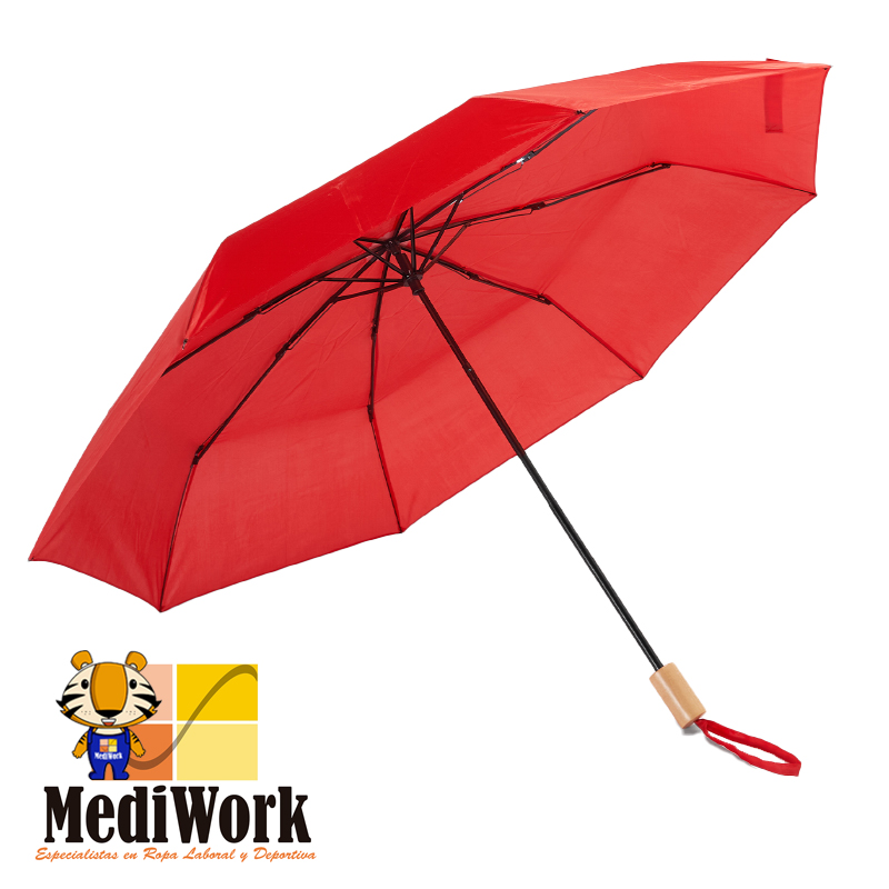 Paraguas plegable con funda KHASI 5610 03