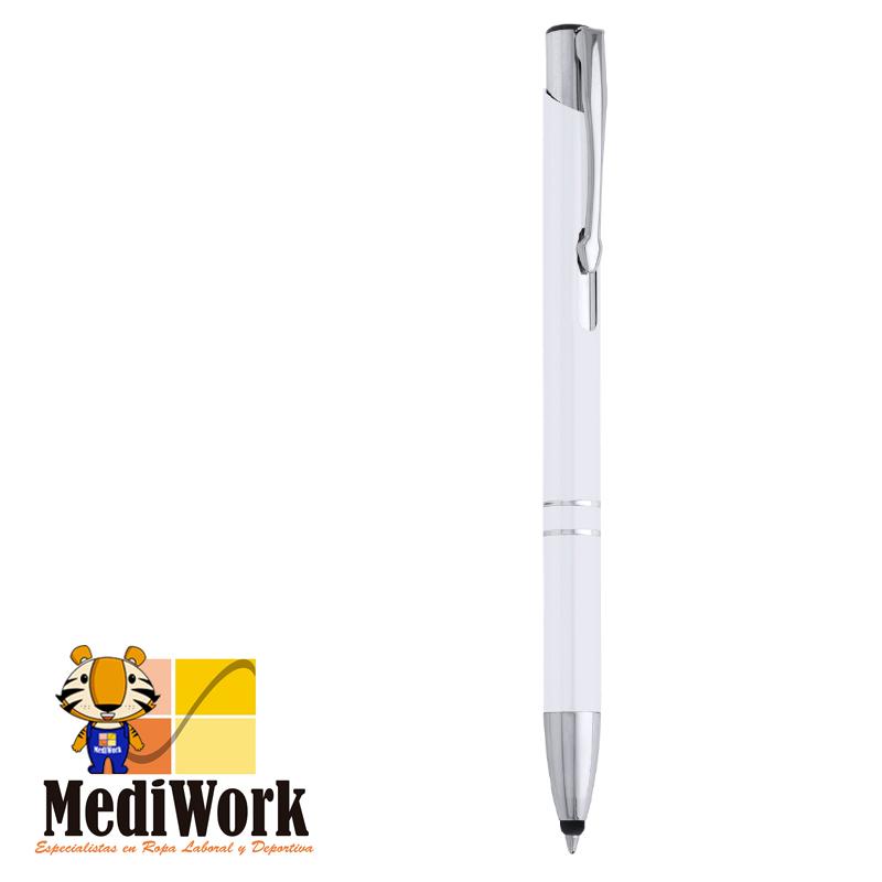 Bolígrafo con cuerpo anti-bacterias HALLERBOS 8015 03
