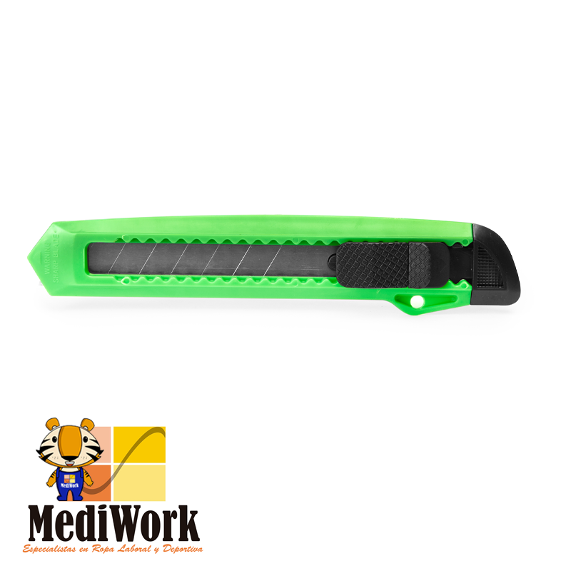Cutter de cuchilla ancha LOCK 0108 03