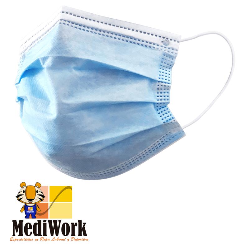 Mascarilla quirúrgica TIPO I (PACK 50 U.) PRESTON 9927 03 (AGOTADAS)