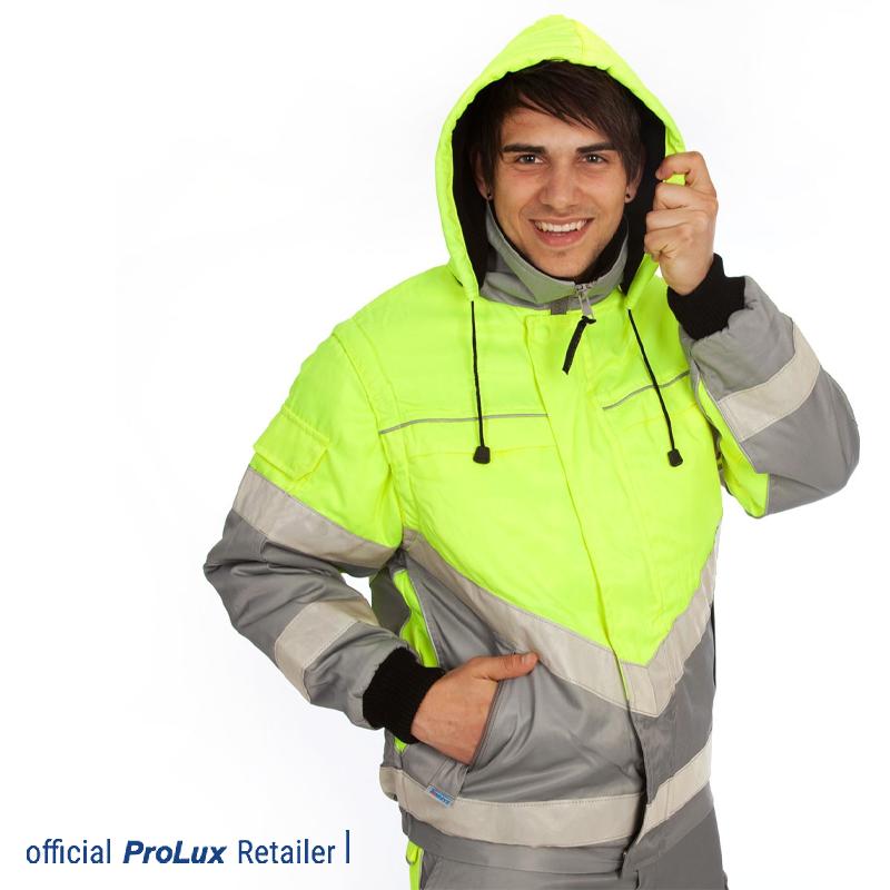 Chaqueta invierno A.V 20406T-N Prolux