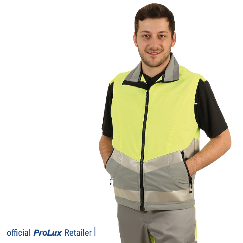Chaleco Softshell 79569T Prolux