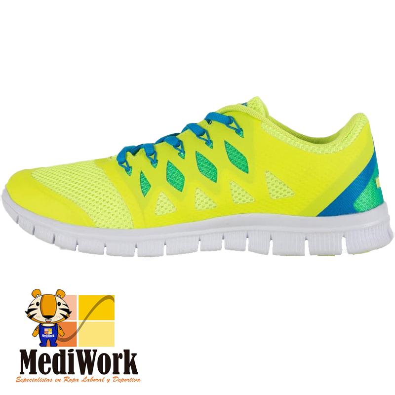 Deportivos Sneakers P4001 01